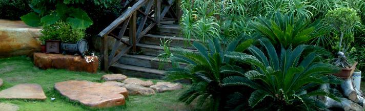 >> 完工园林景观工程展示